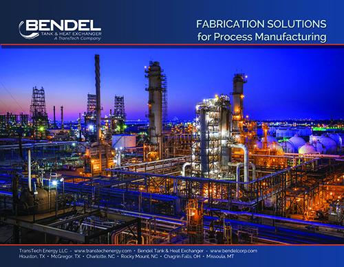 Bendel Tank & Heat Exchanger_Product Information Flip Book